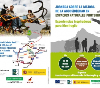 Conference on improving accessibility in Protected Natural Areas